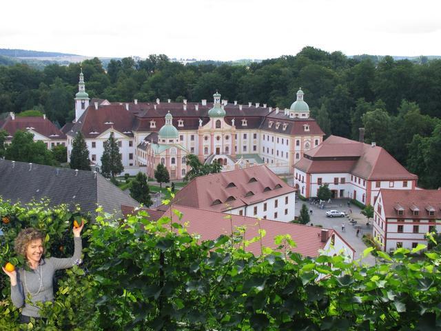 Ausdrucksmalen im Kloster Marienthal